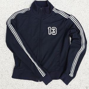 Lucky Brand Lucky 13 Zip Up Sweat shirt